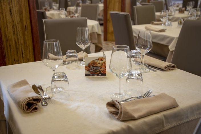 Ristorante Panoramik tavolo